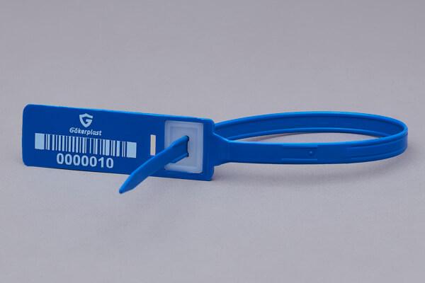 gp412 – metal klipsli kayış mühür