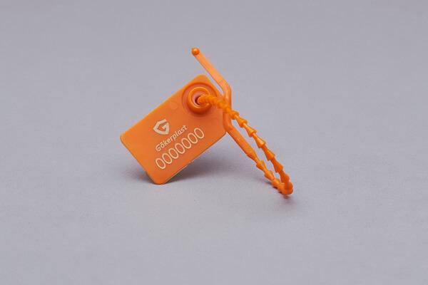GP540 – Plastik Kilitli Boncuk Mühür